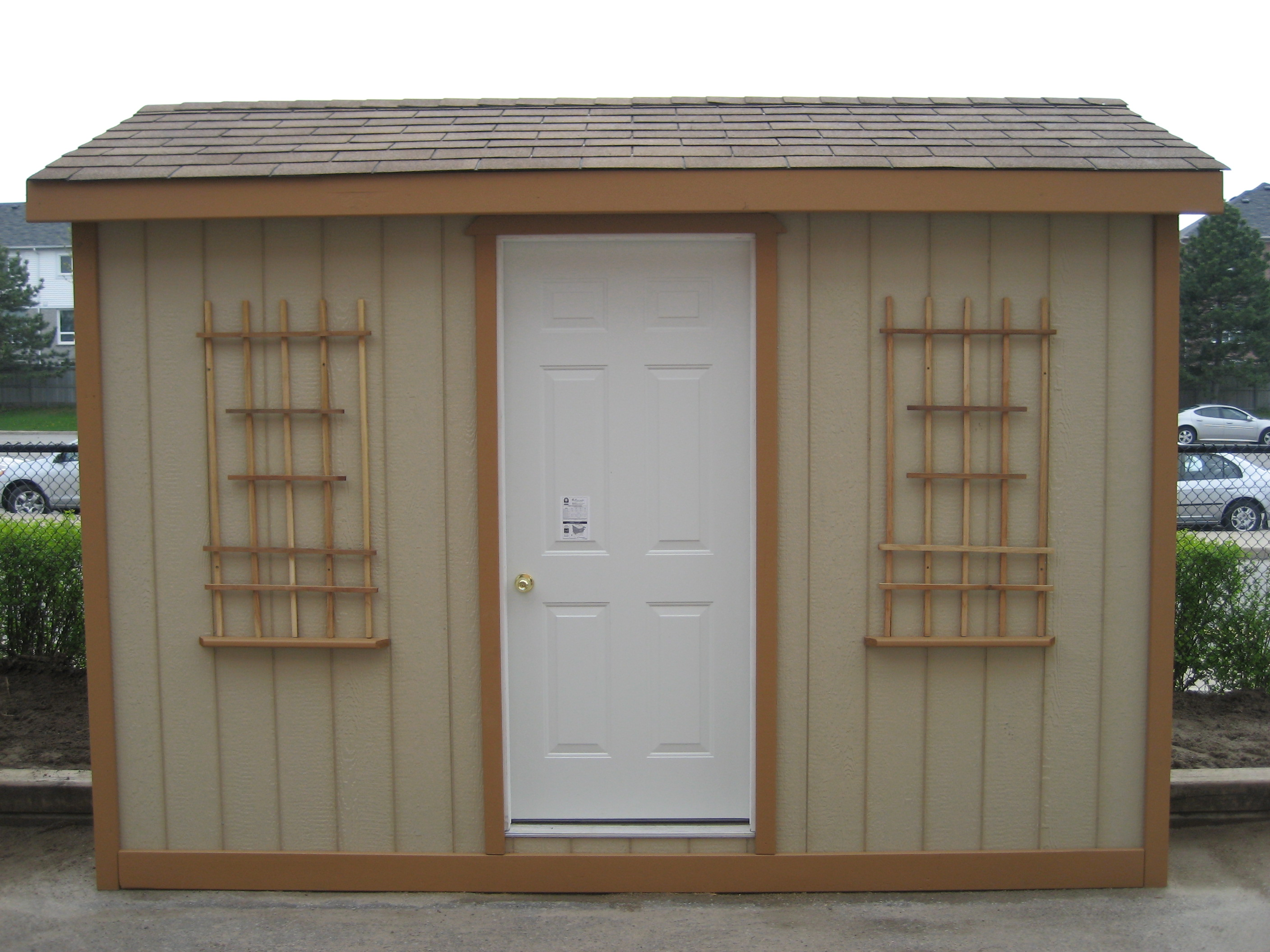 sheds chicken pine shed products coop ridge barns garages