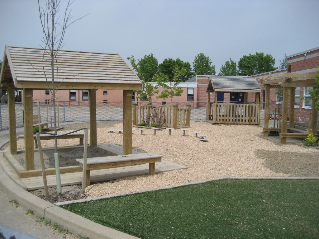 Multiple Amenities - St. Edith Stein School